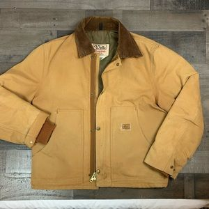Vintage Wall's Work Coat (like Carhartt) L
